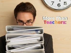 More Than Teachers